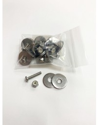 Street Aero Diffuser Hardware Pack