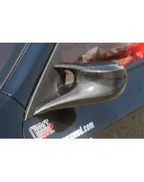 ChargeSpeed 08-14 Impreza/ WRX All GR-B Carbon Aero Mirror