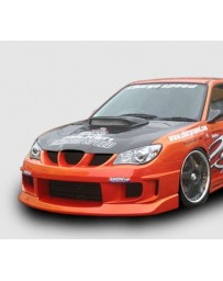 ChargeSpeed Impreza WRX Type-1A Full Bumper Kit W/Type1 Sides