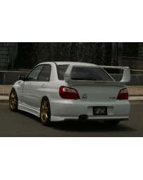ChargeSpeed Impreza Type-1 Rear Bumper