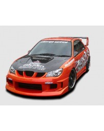 ChargeSpeed Impreza Full Bumper Kit With Type-2 Side Skirts