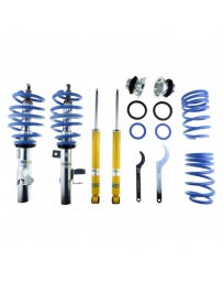 "Focus ST 2013+ Bilstein 0.59""-1.18"" x 0.59""-1.18"" B14 Series PSS Performance Front and Rear Lowering Coilovers"