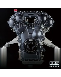R35 GT-R HKS VR38 4.3L SHORT ENGINE