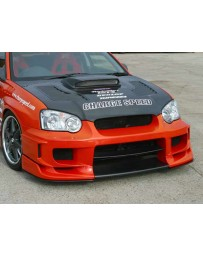 ChargeSpeed 2005 Impreza T2 Full Kit W Straight Carbon Center