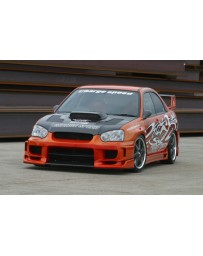 ChargeSpeed Subaru Impreza Peanut Eye Type-2 Full Bumper Kit