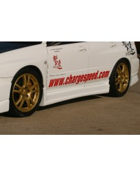 ChargeSpeed Impreza WRX Type 1 Side Skirts