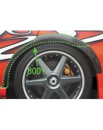 ChargeSpeed Impreza WRX Carbon Body Over Fender