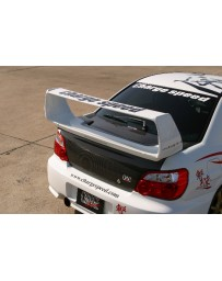 ChargeSpeed 02-07 Impreza WRX Carbon Trunk