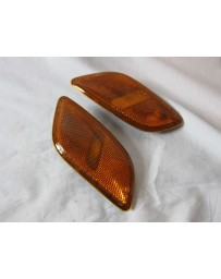 ChargeSpeed 2002-2003 Subaru WRX Amber Side Marker Lights