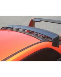 ChargeSpeed Impreza WRX FRP Roof Vane Wing FRP