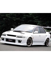 ChargeSpeed Impreza All GC-8 Body Kit