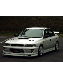 ChargeSpeed Subaru Impreza GC-8 Version 5 T-1 Full Lip Kit