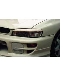 ChargeSpeed Subaru Impreza GC-8 Version 3 Carbon Eye Brows