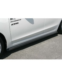 ChargeSpeed 2012-2015 Impreza 4/5Dr CF Side Skirts