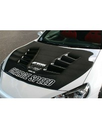 ChargeSpeed 2013-2020 Subaru BRZ Carbon Vent Hood