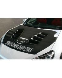 ChargeSpeed 2013-2020 Subaru BRZ Carbon Vent Hood