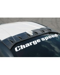ChargeSpeed 2013-2020 Subaru BRZ CF SharkRoof Fin