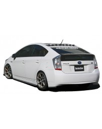 ChargeSpeed Toyota Prius Bottom Line Rear Caps Carbon