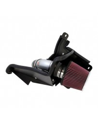 Focus ST 2013+ K&N 69 Series Typhoon Aluminum Silver Cold Air Intake System