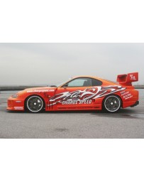 ChargeSpeed Supra JZA-80 Super GT Wing