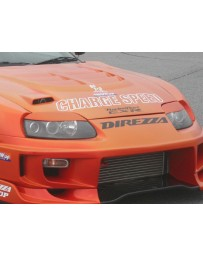ChargeSpeed Supra Carbon Eye Brows