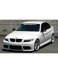 ChargeSpeed 2005-2008 BMW E90 3 SERIES SEDAN FULL BUMPER KIT