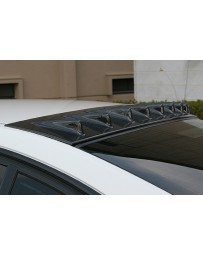 ChargeSpeed 2005-2008 BMW E90 3 SERIES SEDAN CARBON ROOF FIN