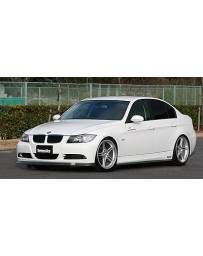 ChargeSpeed 05-08 BMW E90 3 SERIES 4Dr BOTTOM LIN FRP FULL KIT