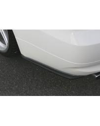 ChargeSpeed 2005-2008 BMW E90 3 SERIES SEDAN FRP REAR CAPS