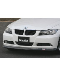 ChargeSpeed 2005-2008 BMW E90 3 SERIES SEDAN FRP FRONT LIP