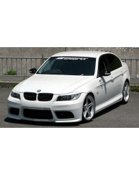 ChargeSpeed 2005-2008 BMW E90 3 SERIES SEDAN FULL BUMPER KIT