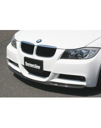 ChargeSpeed 05-08 BMW E90 3 SERIES M 4Dr. CARBON FRONT LIP