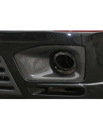ChargeSpeed 07-12 BMW X5 E70 FORMS EXHAUST COWL