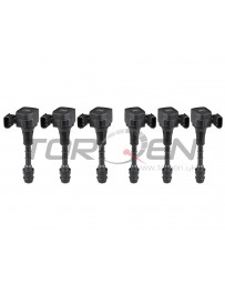350z DE Z33 Hitachi OEM Ignition Coil Pack - Set of 6