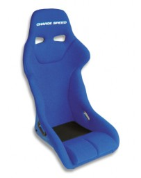 ChargeSpeed Bucket Racing Seat Genoa Type Carbon Blue
