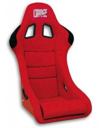 ChargeSpeed Bucket Racing Seat Shark Type FRP Red OG