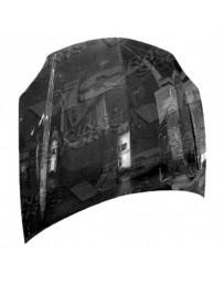 VIS Racing Carbon Fiber Hood OEM Style for Chrysler Sebring 2DR 95-99