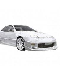VIS Racing 1995-2002 Pontiac Sun Fire 2Dr/4Dr Ballistix Front Bumper
