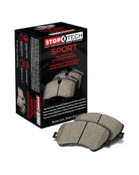 Focus ST 2013+ StopTech Sport Performance Front Brake Pads