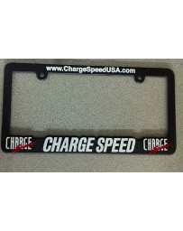 ChargeSpeed License Plate Frame
