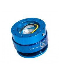NRG Quick Release Gen 2.0 - Blue Body / Blue Ring