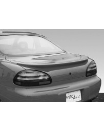 VIS Racing 1997-2002 Pontiac Grand Prix Factory Style Wing No Light