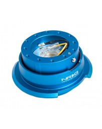 NRG Quick Release Kit Gen 2.8 - Blue / Blue Ring