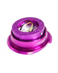 NRG Quick Release Kit Gen 2.8 - Purple Body / Purple Ring