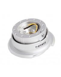 NRG Quick Release Kit Gen 2.8 - Silver / Silver Ring