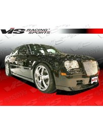 VIS Racing 2005-2010 Chrysler 300 4Dr Vip Front Lip