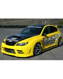 ChargeSpeed 2008-2014 WRX STi HB Type-C Wide Body