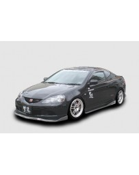 ChargeSpeed 05-06 RSX DC5 Bottom Line Full Lip Kit Carbon