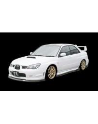 ChargeSpeed Subaru WRX Bottom Line Full Lip Kit Type1 Carbon