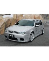 ChargeSpeed 99-04 VW Golf IV 4Dr. Full Bumper Kit